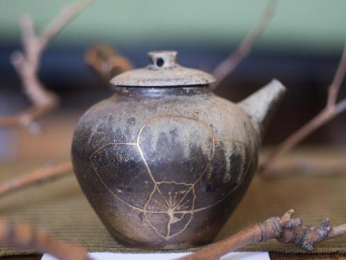 Kyusu | Kintsugi Maki-e