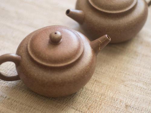 Sesame Duanni Teapot | Kintsugi