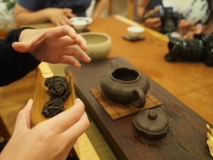 Wise Old Tea: 1950s – 1990s Raw Liu Bao
